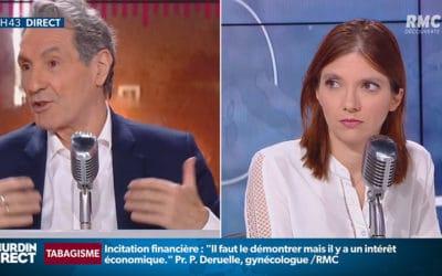 RMC : Mila et Zemmour défendus par Aurore Bergé