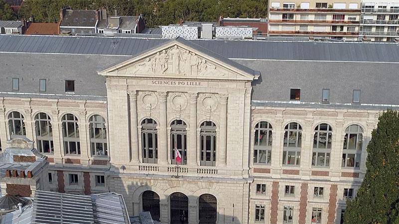 Sciences Po Lille censure Geoffroy Lejeune de Valeurs Actuelles
