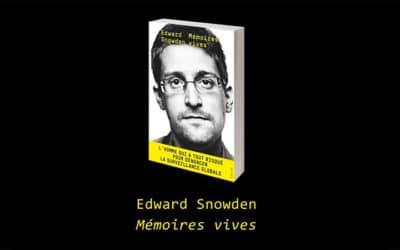 Les Mémoires de Snowden en librairie, une analyse