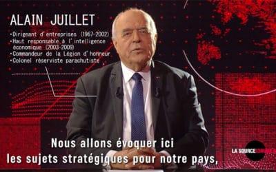 Une nouvelle émission de géopolitique sur RT France avec Alain Juillet