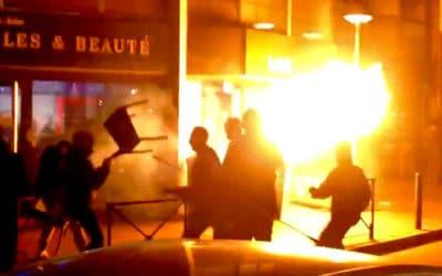Violences des antifas à Toulouse: banalisation et euphémisation des médias de grand chemin