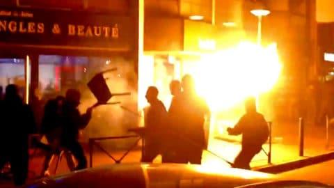 Violences des antifas à Toulouse : banalisation et euphémisation des médias de grand chemin