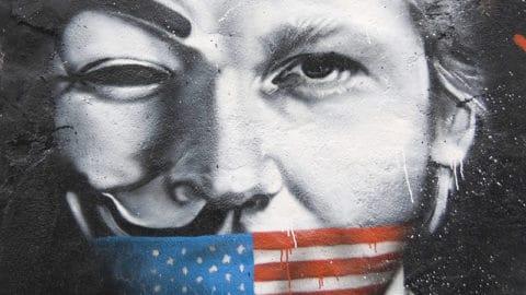 Julien Assange : je me meurs à petit feu