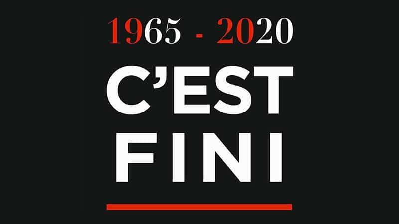 France-Antilles, fin de partie