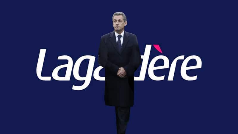 Sarkozy: Lagardère nousvoilà!