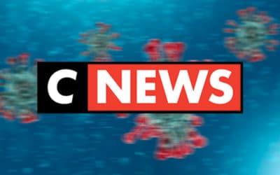 Une semaine d'émissions CNews sur le Coronavirus