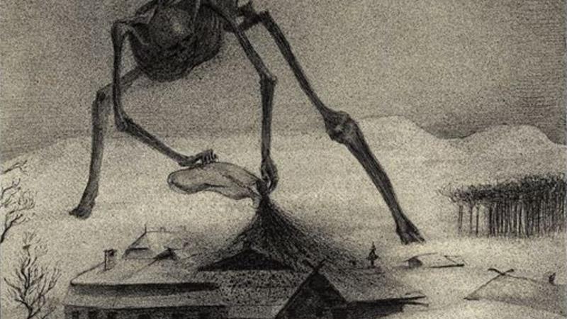 Entretien avec Jack London sur la «peste écarlate»