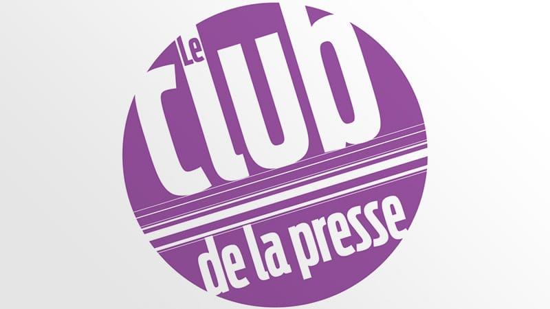 """Lancement du """"Club de la presse"""" : entretien"""