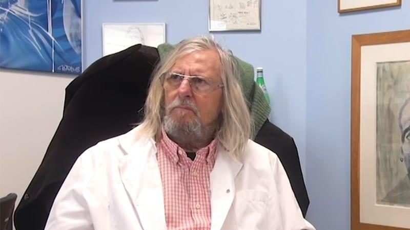 Coronavirus: le professeur Didier Raoult dans la controverse médiatique