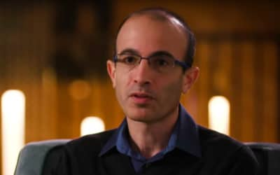 Yuval Noah Harari, la nouvelle marque à la mode