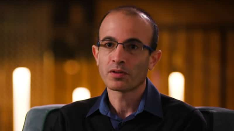 Yuval Noah Harari, la nouvelle marque à lamode