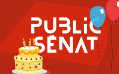 Public Sénatfête ses 20ans