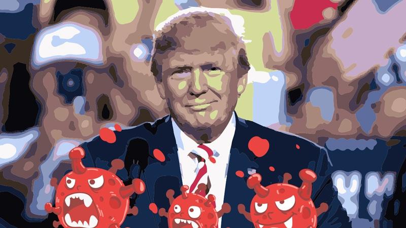 Coronavirus : pour les médias américains, Trump a du sang sur les mains…