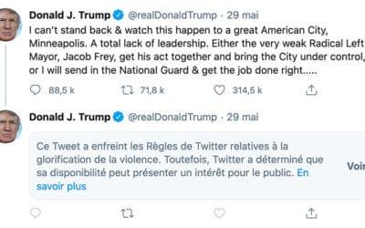 Trump contre Twitter, la guerre est déclarée