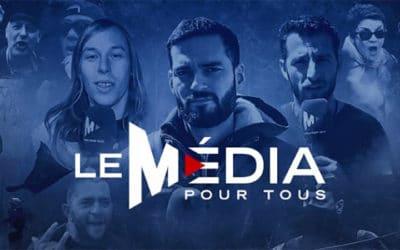 Le Média pour Tous : un nouveau format sur la toile