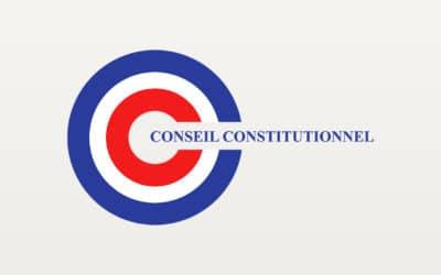 La censure censurée, le Conseil constitutionnel retoque la loiAvia