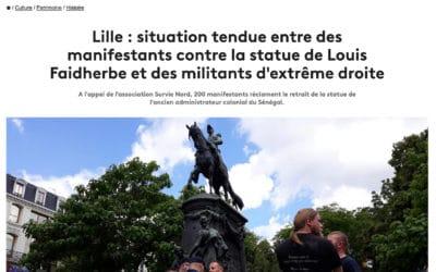 """""""Manifestants"""" vs. """"Manifestants d'extrême droite"""" : quand FranceInfo fait l'autruche"""