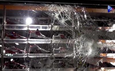 Stuttgart : violentes émeutes racialeset politiques, les médias édulcorent