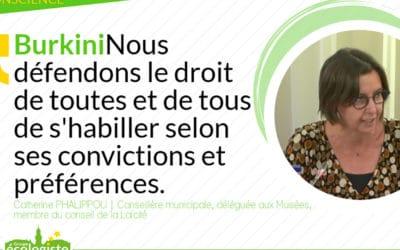 Marianne, Europe-Écologie et le voile islamique : encore un effort, camarade!