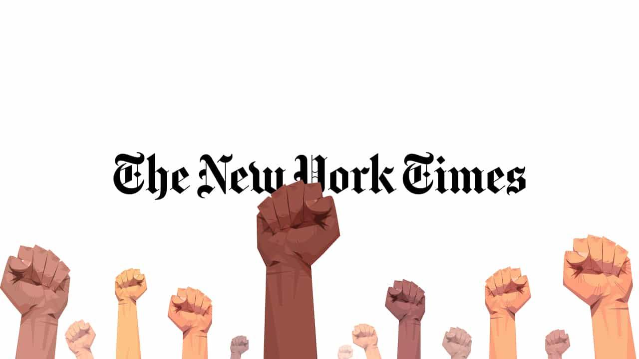 Présidentielle américaine : le New York Times en ordre en bataille idéologique