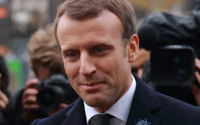La liberté d'expression et Emmanuel Macron
