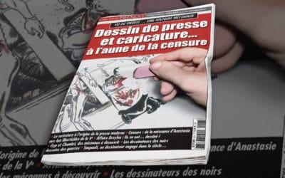 Caricature de presse et censure, un dossier de Présent