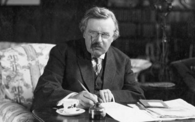 Chesterton et le clergé médiatique