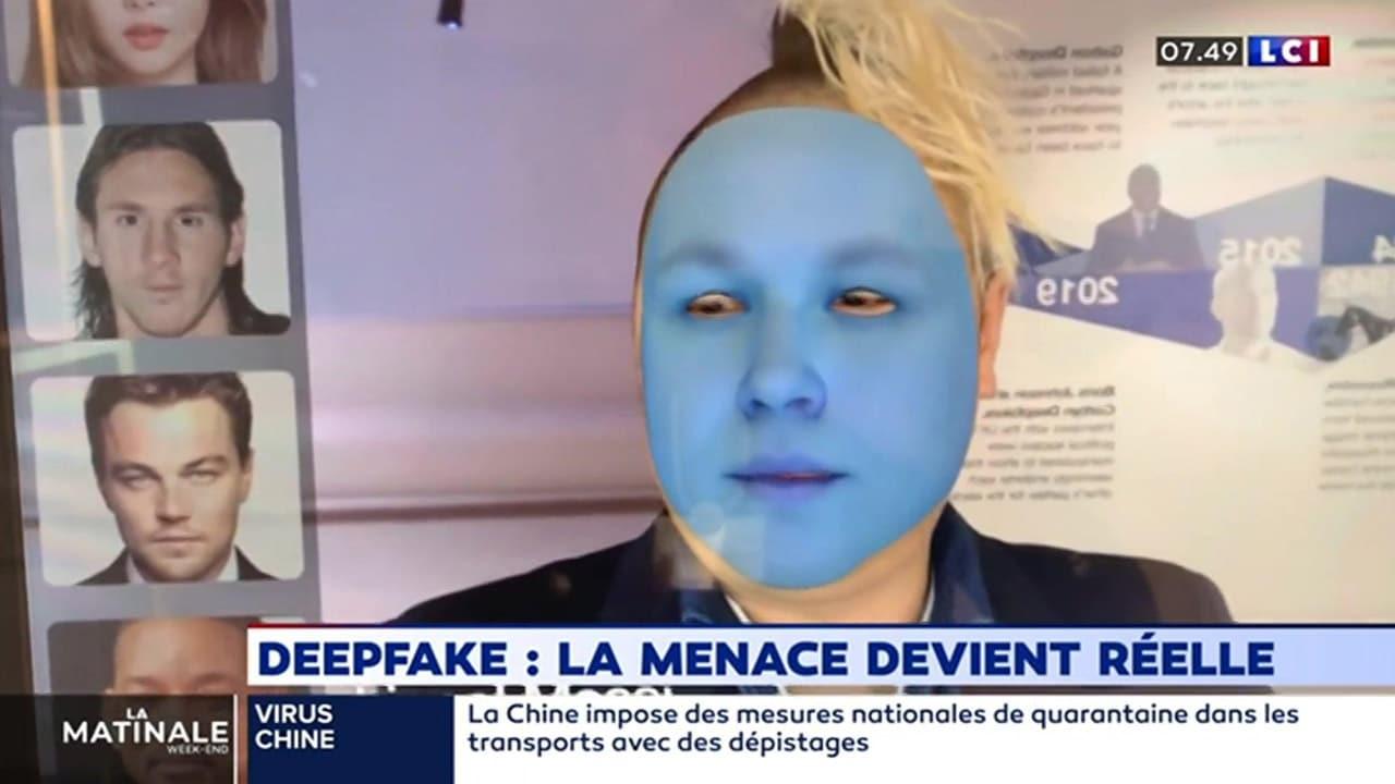"""Après l'ère des pseudo """"fake news"""", bienvenue dans celle du """"deepfake"""""""