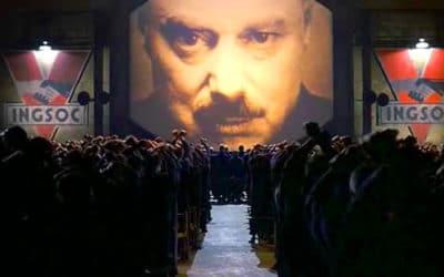 Une adaptation cinéma de 1984 de George Orwell