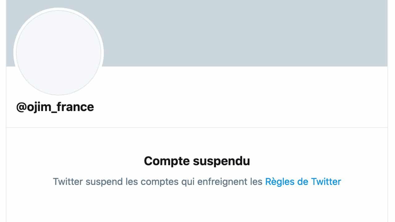 Twitter censure l'Ojim : l'Ojim attaque Twitter en justice