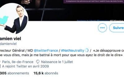 Twitter censure l'Ojim et renforce ses équipes de lobbying