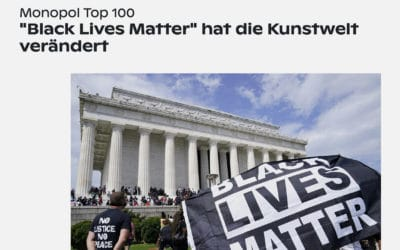 Allemagne, un magazine couronne black lives matter, acteur de l'année