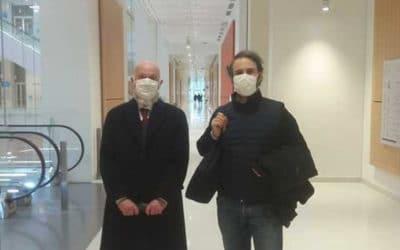 Liberté d'expression : procès de Renaud Camus pour untweet