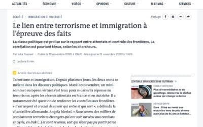 Terrorisme et immigration selon Le Monde : pas d'huile sur le feu et pas d'amalgame