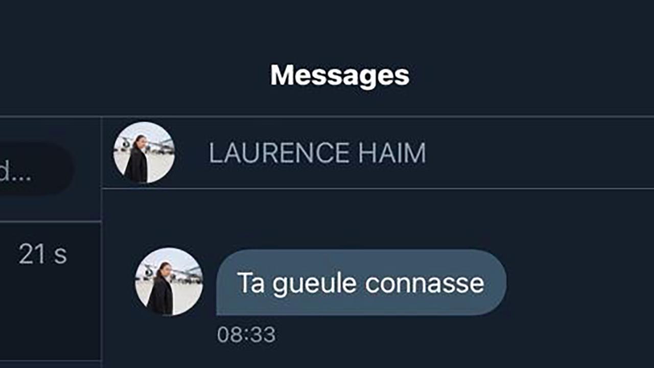 Laurence Haïm ou le tweet rageur