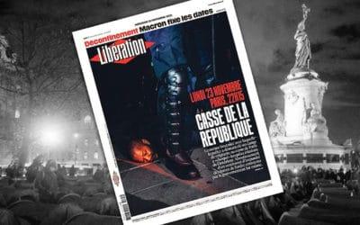 Le Libération de Dov Alfon ? Un quotidien militant qui croit que la police «casse la République»