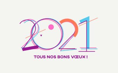 Nos vœux pour2021