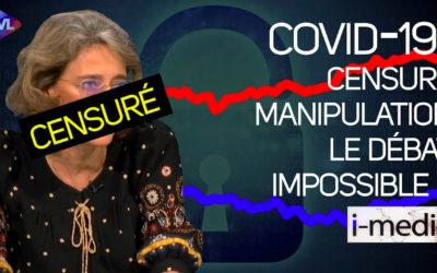 Généticienne non conforme: TV libertés censurée