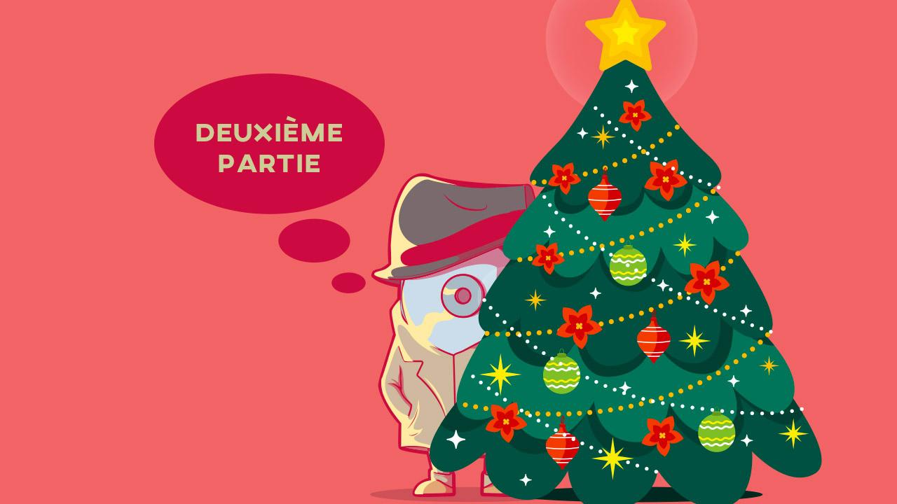 Noël 2020, les principaux médias de grand-chemin voyaient des complotistes sous tous les sapins (deuxième partie) : Franceinfo