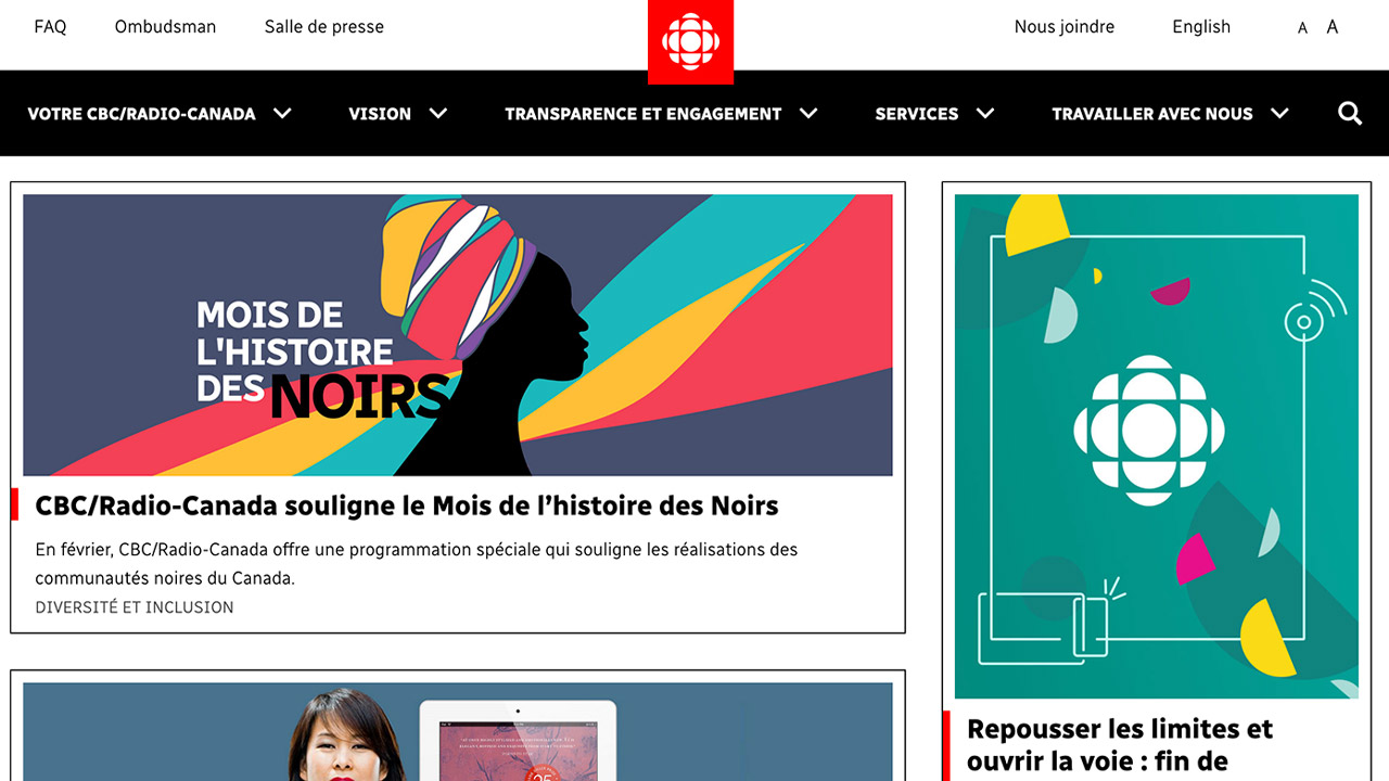 Les règles de Radio Canada