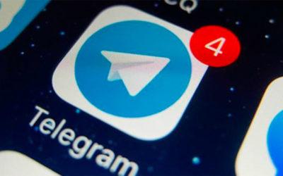 Qui veut pousser Apple à supprimer Telegram?