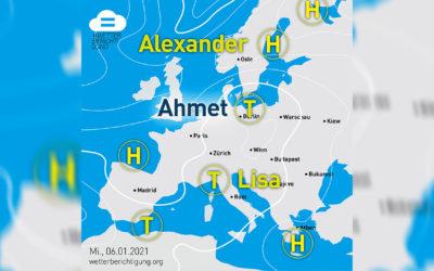 « Dépressions Ahmed, Youssouf », la météo allemande au diapason de la diversité multiculturelle