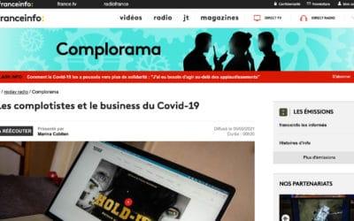 Franceinfo met Complorama dans vos oreilles