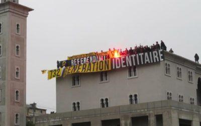 Dissolution de Génération identitaire: l'impossible braquage des projecteurs sur l'invasion migratoire