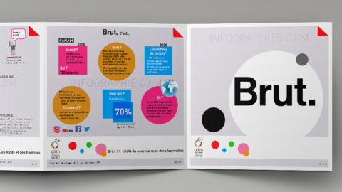 Infographie : Brut