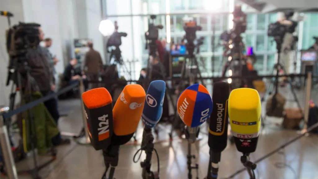 Confiance dans les médias, les Allemands aussi