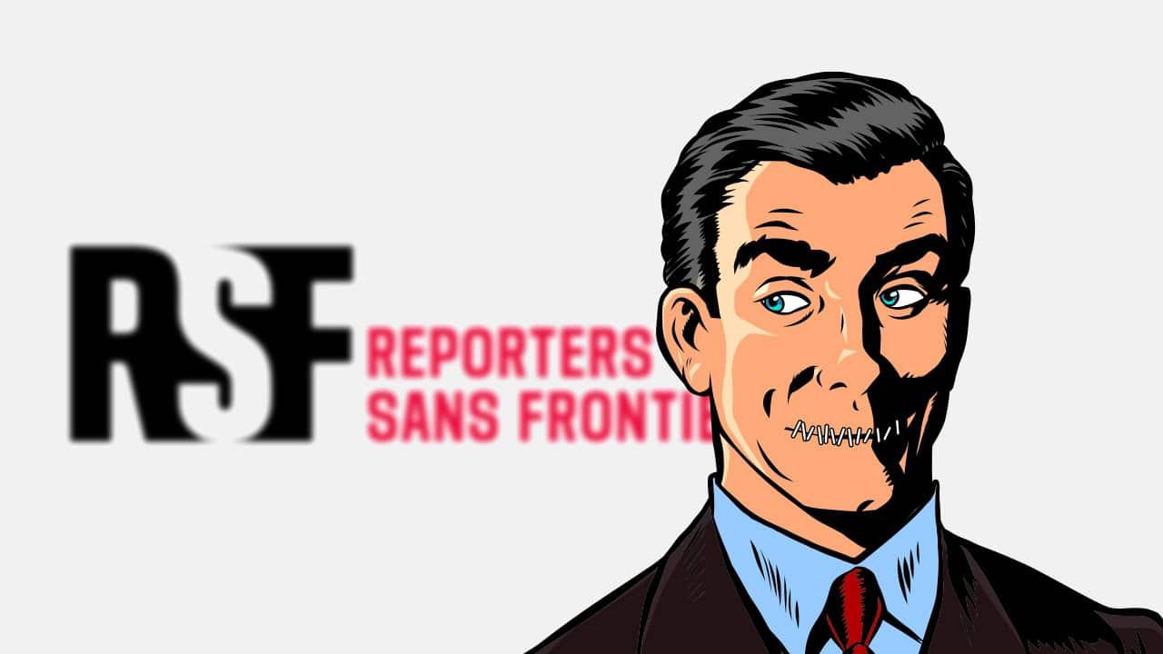 Reporters sans frontières demande plus de censures sur Facebook