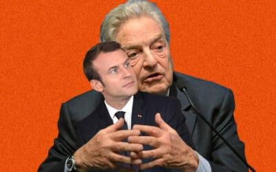 Soros et Macron : jeu des 10 ressemblances. Seconde partie