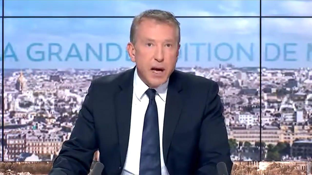 Élections régionales : après Audrey Pulvar, Philippe Ballard (ex LCI) candidat à Paris pour leRN