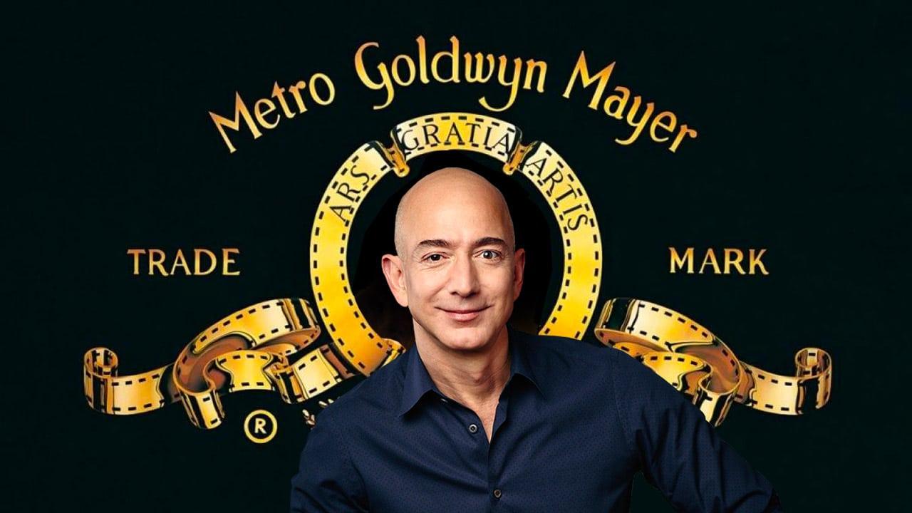 Amazon rachète MGM et JamesBond